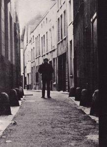 Wannes in Antwerpen - 1969