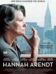 Filmposter Hannah Arendt