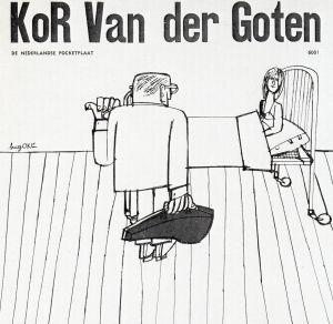 KoR Van der Goten - Nederlands pocketplaat