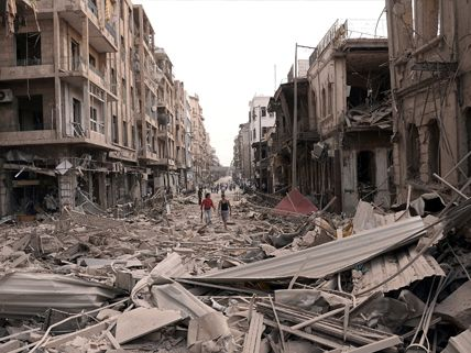 Aleppo Civil War