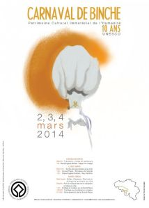Carnaval Binche 2014