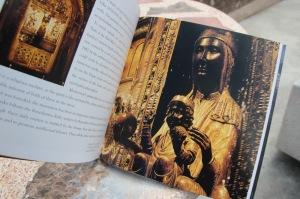 Zwarte Madonna van Montserrat